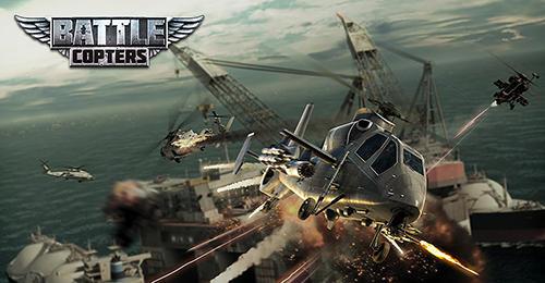 Battle copters captura de pantalla 1