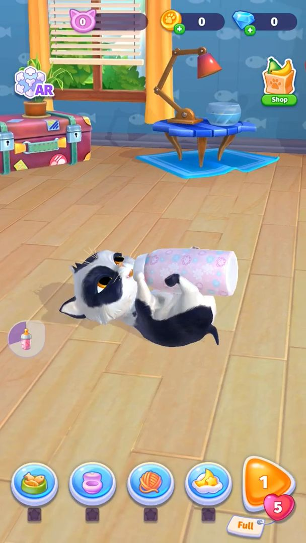 Catapolis: Grand Pet Game | Kitty simulator скриншот 3