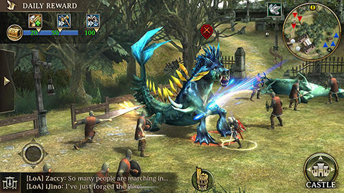 Firstborn: Kingdom come pour Android