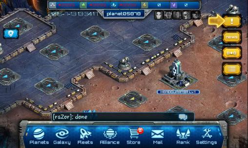 War of galaxy for Android