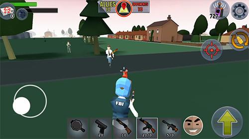 Battle royale FPS survival screenshot 2