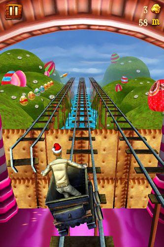 Courses ferroviaires en russe