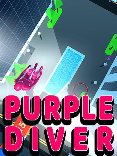 Purple diver capture d'écran 1