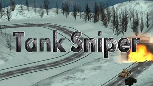 Tank shooting: Sniper game Screenshot