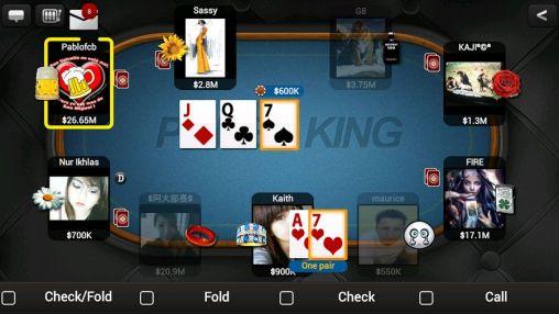 Texas holdem poker: Poker king screenshot 2