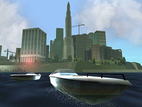 de tir GTA: Histoires de Liberty city