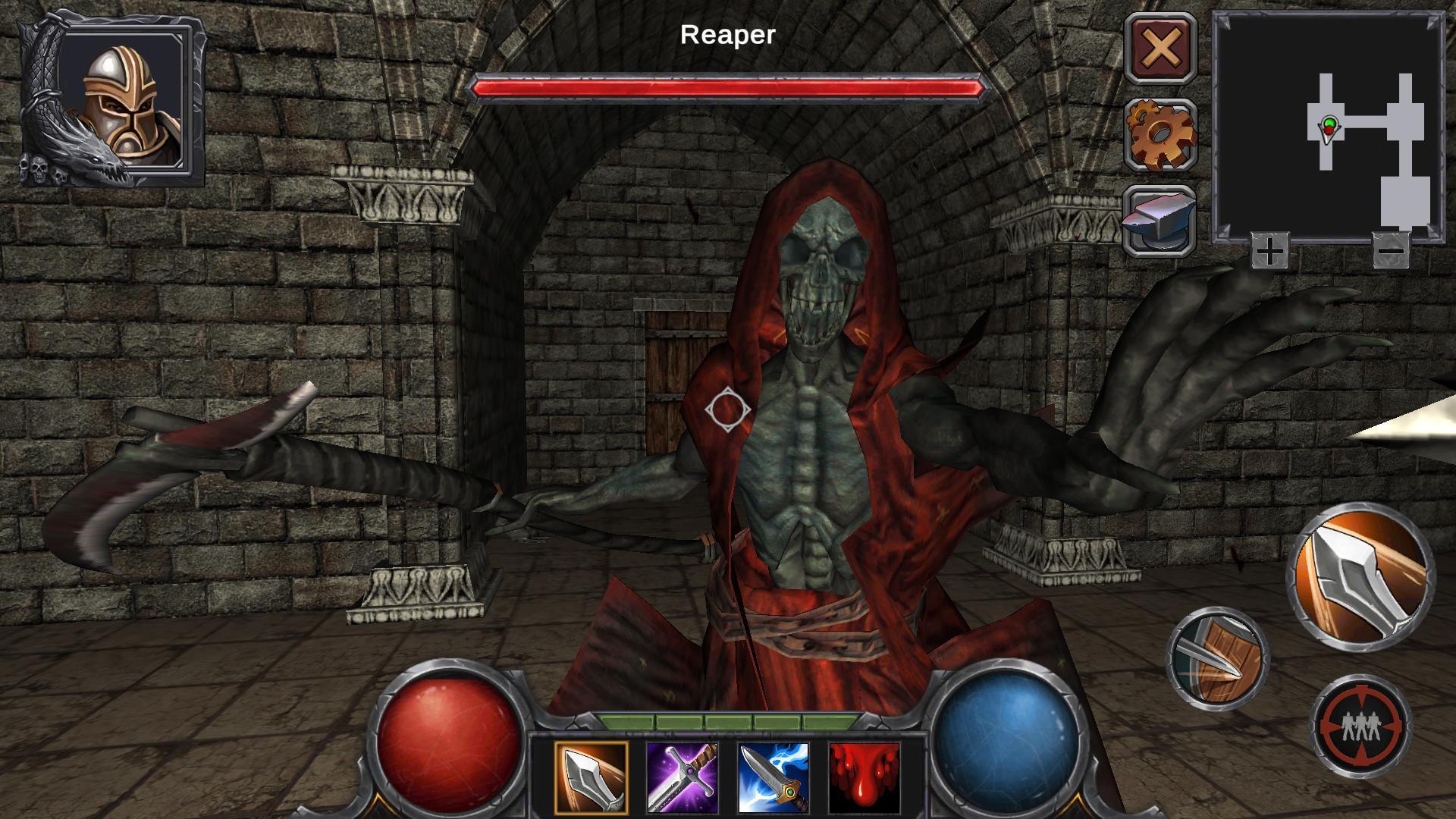 Good Old Dungeon screenshot 1
