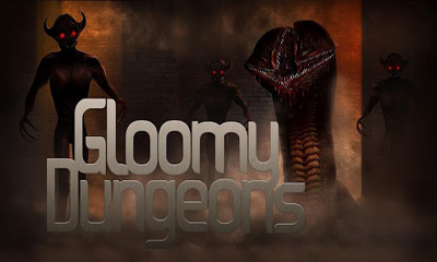 Gloomy Dungeons 3D Screenshot