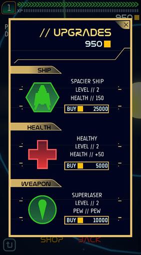 Arcade-Spiele: Lade Kosmische Farben auf dein Handy herunter