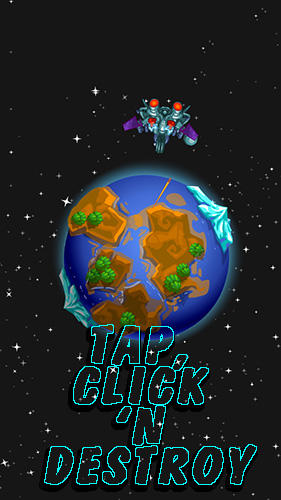 Tap, click 'n destroy: Idle clicker game Screenshot