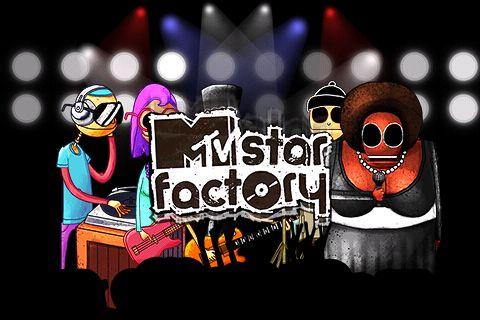 logo MTV Star Fabrik