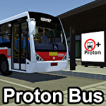 Proton bus simulator icône