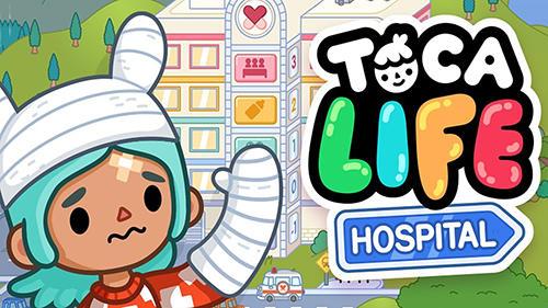 logo Toca Life: Krankenhaus