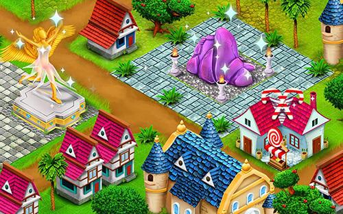 Princess kingdom city builder para Android