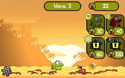 Greedy Burplings for Android