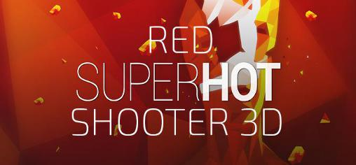 Red superhot shooter 3D captura de pantalla 1