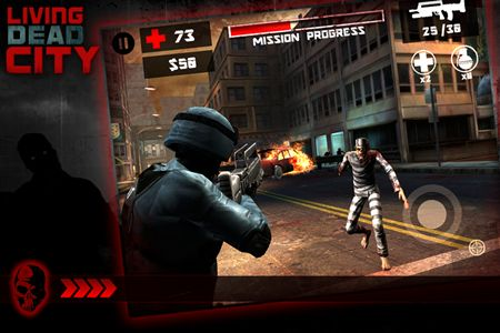 Living dead city für Android