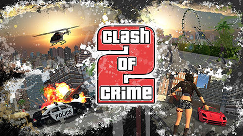Clash of crime: Mad city war go captura de pantalla 1