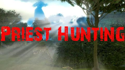 logo Priester auf Jagd