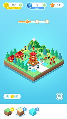 Color land: Build by number の日本語版
