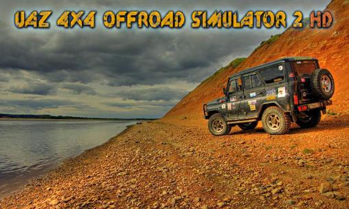 アイコン UAZ 4x4: Offroad simulator 2 HD