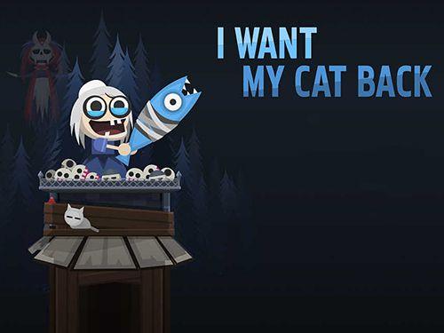 logo Yo quiero regresar a mi gato