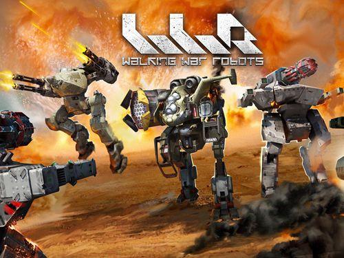 logo Robots de combates en marcha