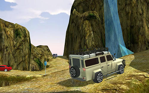 Off road 4x4: Hill jeep driver for Android