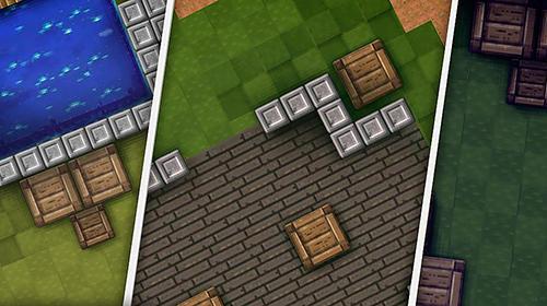 Action Pixels vs blocks: Online PvP für das Smartphone