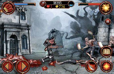 Captura de pantalla Infierno sangriento en iPhone