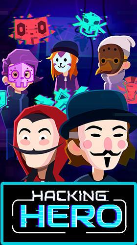 Hacking hero: Cyber adventure clicker скріншот 1