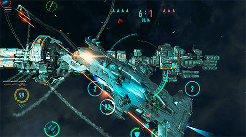 Space games Star сombat online in English