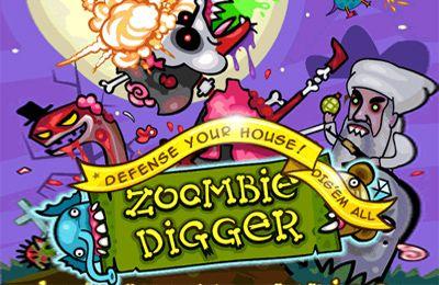 logo Zombie excavador