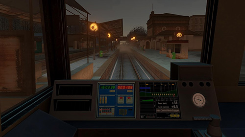 Train driver 2018 для Android