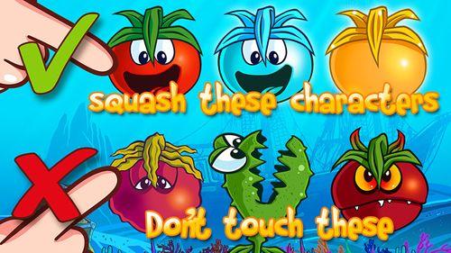 Petite tomate: Ere des tomates pour iPhone gratuitement