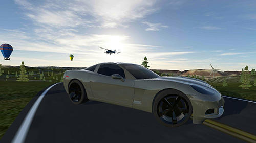 Modern american muscle cars for Android