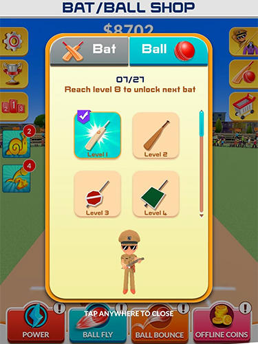Little Singham cricket Screenshot