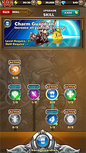 Puzzle guardians Screenshot