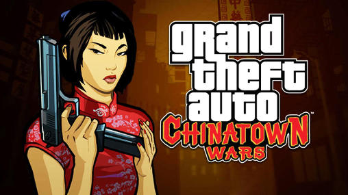 Grand theft auto: Chinatown wars capture d'écran