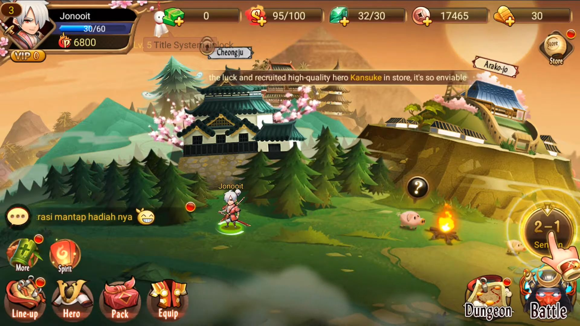 Samurai Era Rise of Empires скріншот 1