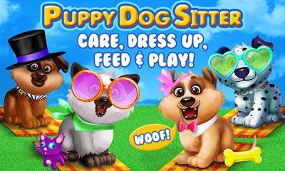 Puppy Dog Dress Up & Care Screenshot