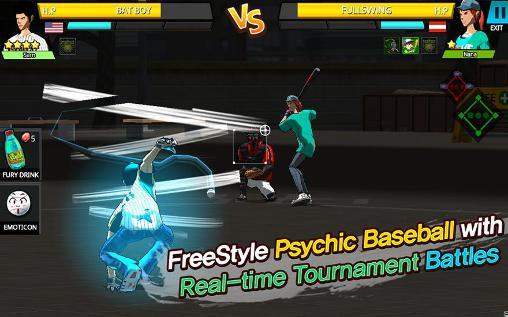 Online Freestyle baseball 2 für das Smartphone