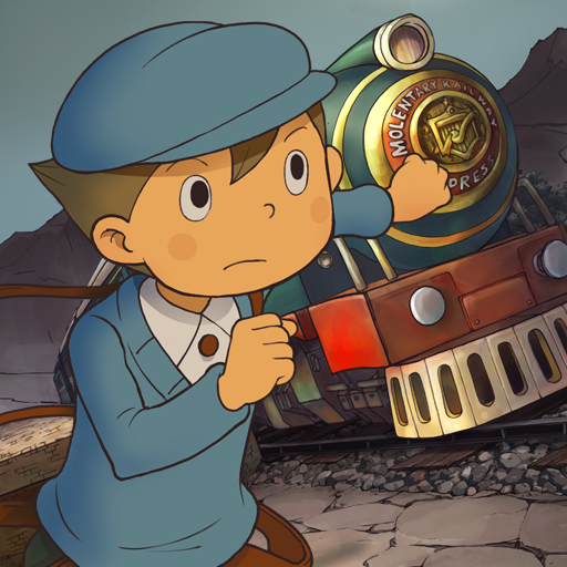 Layton: Diabolical Box in HD icon