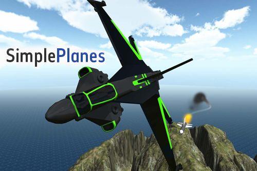 logo Aviones simples