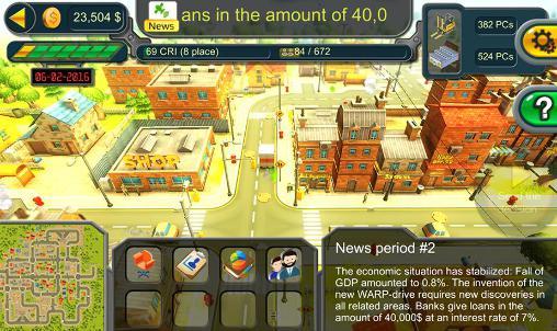 Simulation I am the boss! Multiplayer 3D für das Smartphone