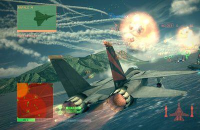 Screenshot Luftkampf auf dem iPhone