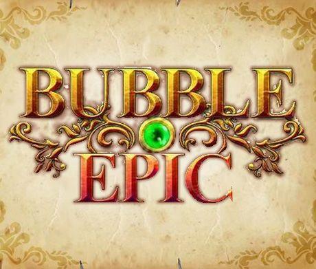 Bubble epic: Best bubble game скриншот 1