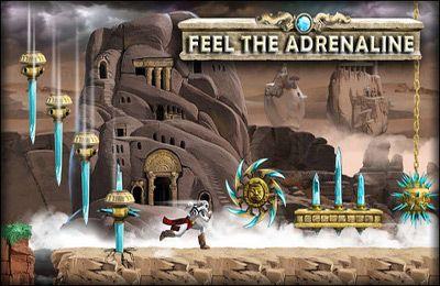 Arcade-Spiele: Lade Auf der Suche nach dem Stamm auf dein Handy herunter