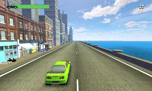 Car speed racing für Android