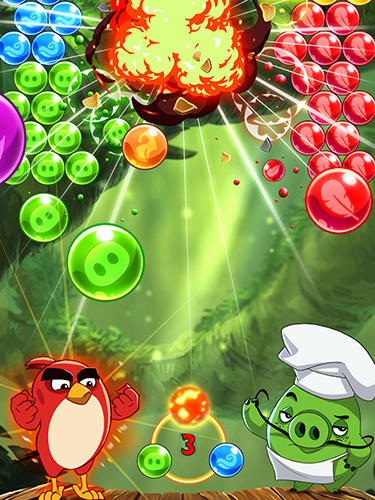 Angry birds pop 2 pour Android